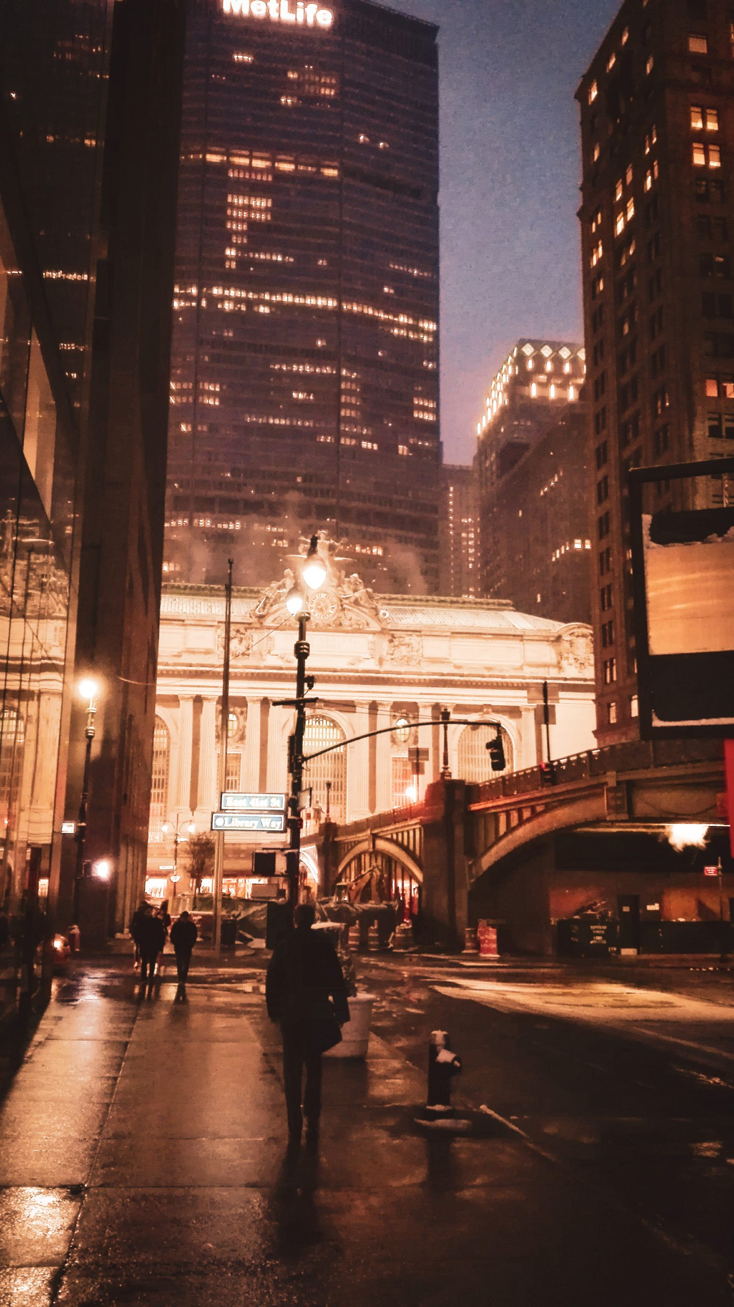 #LaPostal: Grand Central Terminal